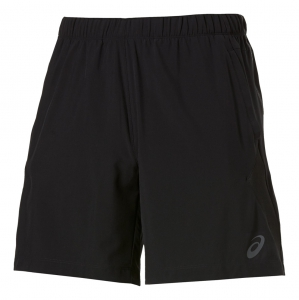 asics Herren Laufhose / Training - WOVEN SHORT 7in - 125136 0904