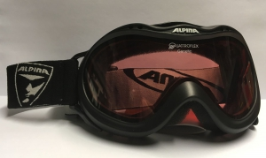 Alpina Skibrille - GENETIC - Quattroflex - A7005035