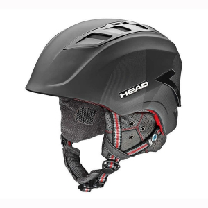 HEAD - SENSOR BLACK - Skihelm - 324212 - XS/S 52-55cm
