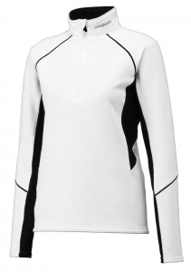 Goldwin - G17422EL - LADIES HALF ZIP SHIRT - Layering Items - Damen Isolationsshirt