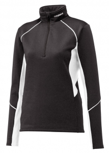 Goldwin - G17422EL - LADIES HALF ZIP SHIRT - Damen Isolationsshirt
